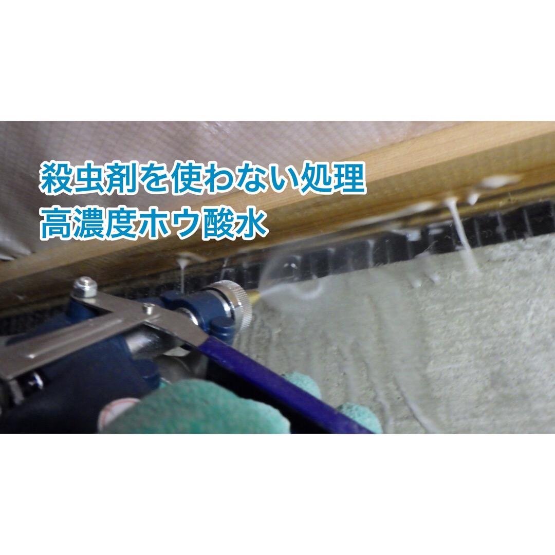 既存住宅,被害なし,ホウ酸,岩手県一関市,No.047