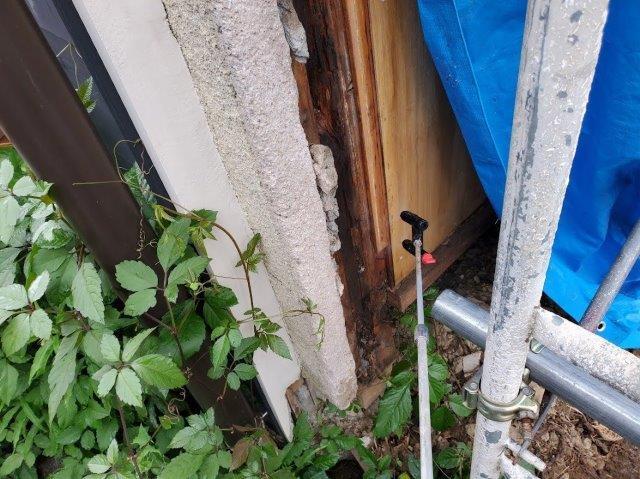 No.200,壁や窓枠,ヤマトシロアリ,ホウ酸,栃木県栃木市